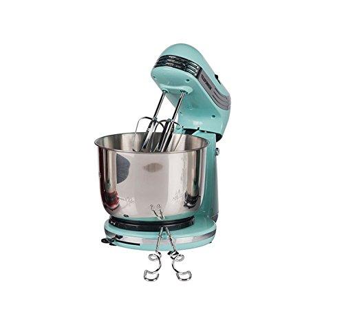 22644 Mixer robot da cucina impastatrice Telefunken a 6 velocità con accessori 250 watt .MWS...