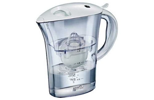Aqua Optima Clarion 2L water filter jug (white)