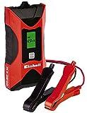 Einhell Batterieladegerät CC-BC 4 M bis 120 Ah (6V/12V, mikroprozessorgesteuertes Allround-Ladegerät)