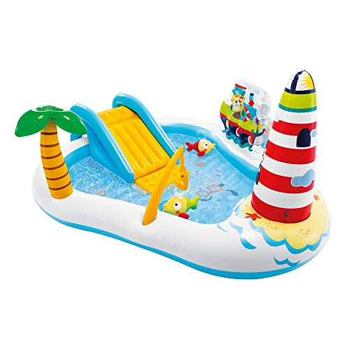 Intex Fishing Fun Play Center Spielcenter, Multi Color