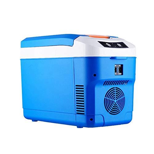 Mini Frigo Bar con Congelatore, A+, Silenzioso, 10L, Compressore E Freezer, Frigorifero Piccolo...