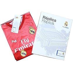 Kit - Personalizable - Tercera Equipación Replica Original Real Madrid 2018/2019 (10 años)