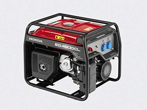 HONDA - Generador de Corriente 4,5 kW EG 4500 CL Endurance