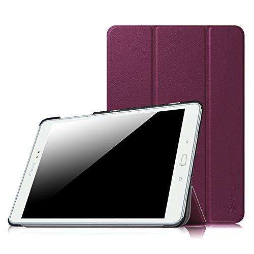 Fintie SlimShell - Custodia stand con funzione Sleep/Wake per Samsung Galaxy Tab A 9.7' SM-T550,...