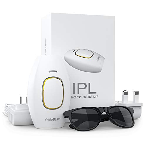 depilatore luce pulsata depilatore LifeBasis IPL depilazione laser professionali depilazione...