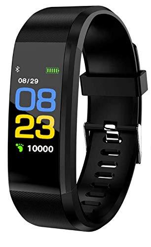 Smartwatch Android iOS Fitness Tracker Braccialetto Fitness Activity Tracker Sportivo...