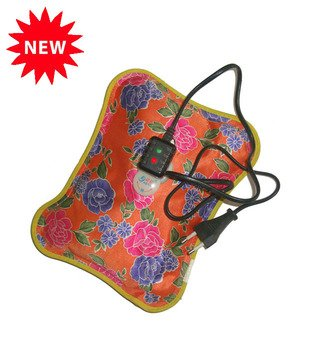 C (DEVICE) Hej Kawachi Electric Rechargeable Heating Pad for Body Pain Relief -Multicolour