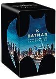 Coffret batman 1989 - 1997, 4 films : batman ; batman, le défi ; batman forever ; batman et robin 4k ultra hd