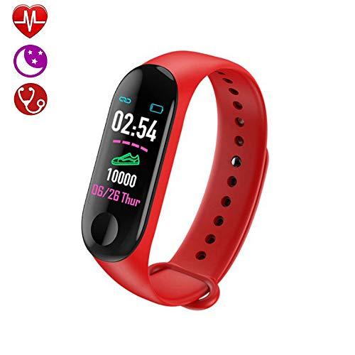 AIGUO Per Cardiofrequenzimetro Lntelligente Multifunzione Bluetooth Sports...