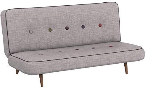 Wink Design, Urban, Divanoletto, Grigio, 180 x 84 x 78 cm
