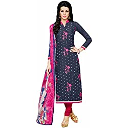 Today Best offer Amazon Prime Day Sale Offer On heavy crepe Cotton Dresses For Women New Collection Dress Material Unstiched crepe Printed Multicolored Salwar suit For Women In Low Price By Mrinalika Fashion- Unstiched Salwar Suits For Women/Girls Best Offer Discount Sale Of the Month Best Deal For Girls Festive Season