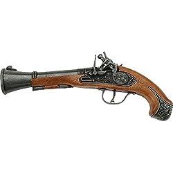 Armas antiguas J. G. Schrödel 5031691 trabuco pirata