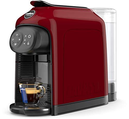 Lavazza a Modo Mio Idola Macchina caffè, Touch, Red Fire