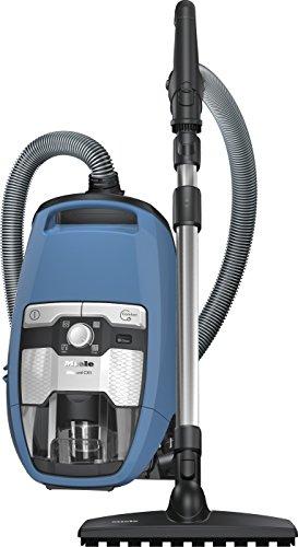 Miele Blizzard CX1 Parquet EcoLine Aspirapolvere, 550 watts, 2 litri, 73 decibels, Blu Tecno
