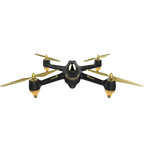 Hubsan H501S X4 Brushless Droni Nero BNF Solo Drone