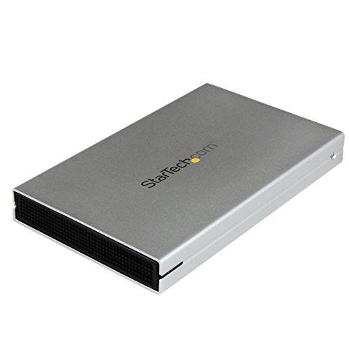 Startech.Com Box Esterno Hard Drive Esatap/Esata per Disco Rigido Sata Iii 2.5' 6 Gbps USB 3.0 con...