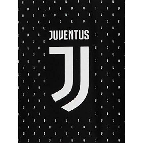 CALDO PLAID ARREDO MICRO PILE PELUCHES Juventus Inter Milan Roma COPERTA ORIGINALE cm 120 x 150 (Juventus)