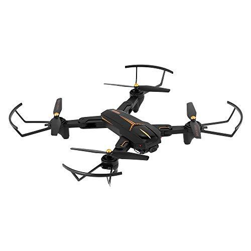 Mobiliarbus VISUO XS812 GPS Drone con Fotocamera 1080P 5G WiFi FPV Altitude Hold RC Drone w / 3 Batteria Faro Quadcopter