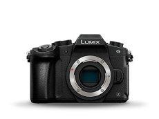 Panasonic Lumix DMC-G80 Cuerpo MILC 16MP Live MOS 4592 x 3448Pixeles Negro - Cámara digital (16 MP, 4592 x 3448 Pixeles, Live MOS, 4K Ultra HD, Pantalla táctil, Negro)