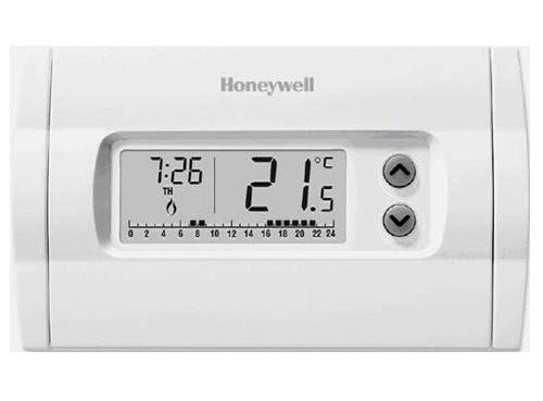 Termostato digital programable semanal Chronotherm® digital CMT507. Con la garantía de Honeywell.