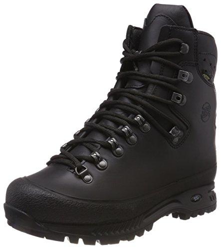 Hanwag Alaska GTX Herren Trekking & Wanderstiefel, Schwarz (Schwarz), 45 EU (10.5 UK)