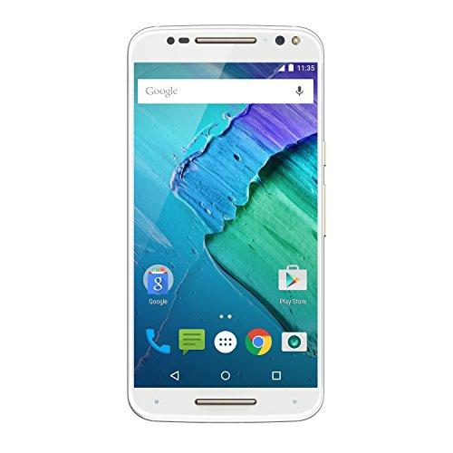 Motorola X Style White UK Sim Free Smartphone
