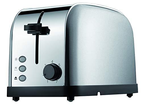 DAEWOO SYM-1298 - Tostapane a 2 cassetti, 2 fette, 850 W