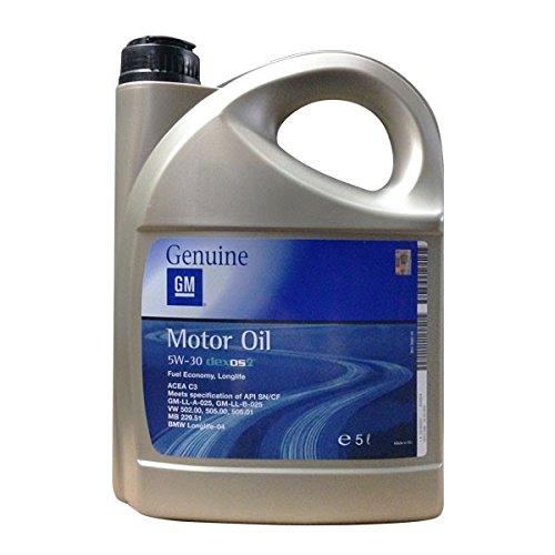 OPEL DEXOS2 5W30 - Olio motore 5 L