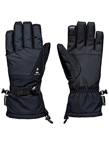 Quiksilver Hill Gore-Tex Snowboard Gloves Black XL