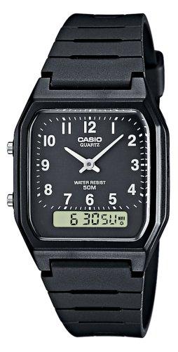 Casio Collection Herren Armbanduhr AW-48H-1BVEF