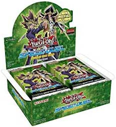 Konami Yu-Gi-Oh! Arena of Lost Souls Display mit 36 Booster