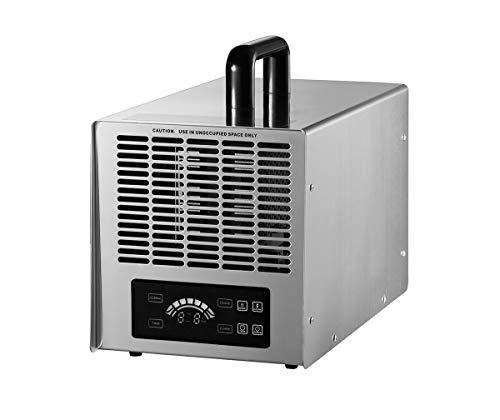 Commercial Ozone Generator 28000Mg/H, Purificatore D'aria Professionale O3,Ionizzatore | Heavy Duty Purificatore, Deodorante E Sterilizzatore | Meglio Per L'odore Di Controllo Stop