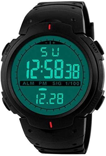 Driton Digital Black Dial Sports Watch for Boy's & Men's