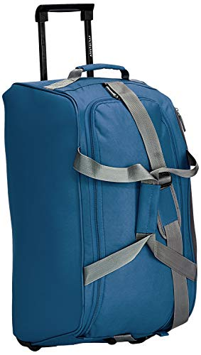 Aristocrat Volt Nxt Polyester 55 cms Blue Travel Duffle (DFTVON55ETBL)