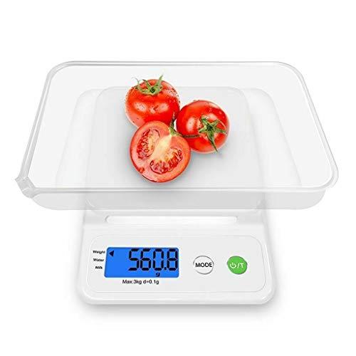 Bilancia da cucina Bilance digitali da cucina, Bilance ad alta precisione con vassoi...