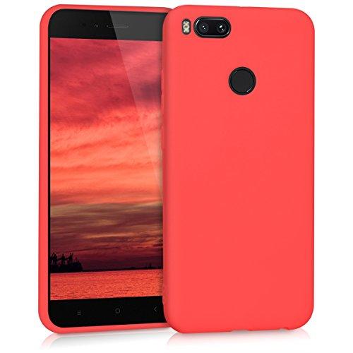 cdfadfad350 ... kwmobile 42838.51 Funda para teléfono móvil Rojo – Fundas para  teléfonos móviles (Funda, Xiaomi, Mi 5X / Mi A1, Rojo). 🔍. Amazon Prime