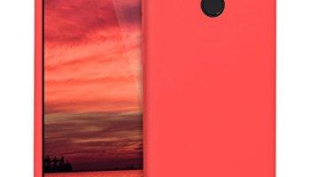 356afc93eb5 kwmobile 42838.51 Funda para teléfono móvil Rojo - Fundas para teléfonos  móviles (Funda, Xiaomi