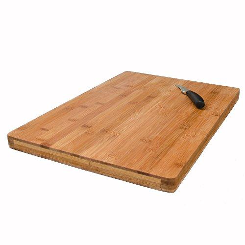 Tagliere da cucina in legno di Bambù 49x34cm | SalePepeQB