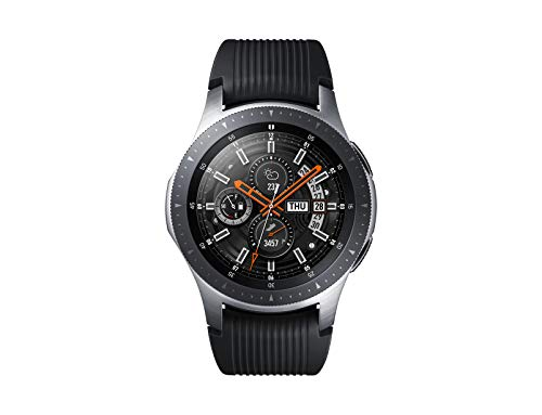 Samsung Galaxy Watch Smartwatch Android, Bluetooth, Fitness Tracker e GPS, Silver, 46 mm [Versione...