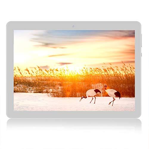 Tablet Android - Schermo da 10'RAM 2 GB, ROM 32GB, Octa-Core, Fotocamera, WIFI, GPS, Due slot per...