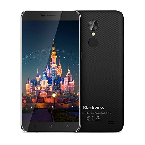 Blackview A10 Cellulari Offerte, 5.0 Pollici, Quad-Core 2GB RAM 16GB ROM, Batteria2800mAh...