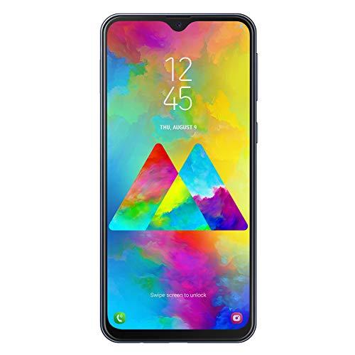 Samsung Galaxy℗ M20 Smartphone, FHD+ Infinity V Display 6.3', 4GB RAM, 64GB ROM, Negro [Versión Española]