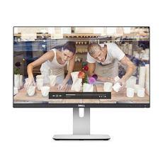 "Dell UltraSharp U2414H - Monitor LED de 23.8"" (1920 x 1080p, 250 cd/m2, IPS, 8 ms, HDMI, DisplayPort) color negro y plateado"