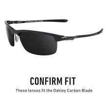 Lentes-de-repuesto-para-Oakley-Carbon-Blade--Opciones-mltiples