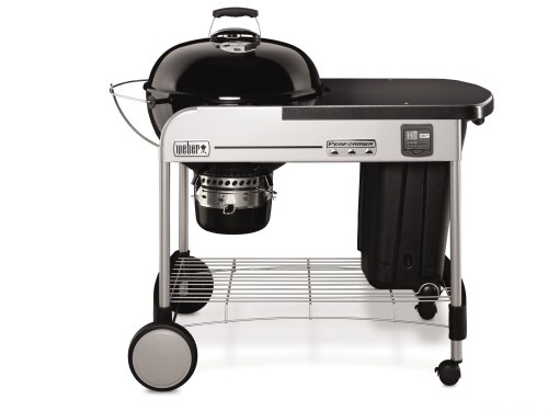 Weber Performer Premium GBS Barbecue Carrello Antracite Nero