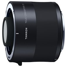 Tamron T62003 - Teleconvertidor 2.0X para Canon, Negro