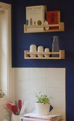 IKEA-Set di 4 portaspezie in legno, motivo \