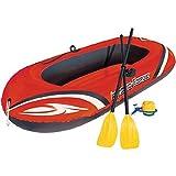 Bestway Hydro-Force Kondor Raft, With Paddles + Pump, 1.88m x 0.98m