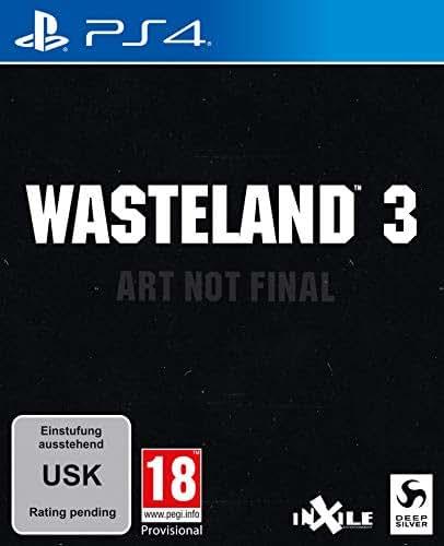 Wasteland 3 Day One Edition [Playstation 4]