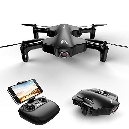 Drone Pieghevole con Telecamera Potensic Drone HD 720P WiFi FPV U29 Quadricottero Telecomandato con...